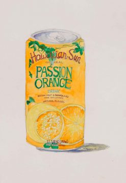 Passion Orange Hawaiian Sun