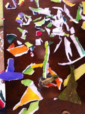 More Paper Scraps