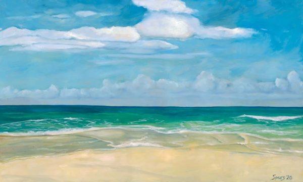 Breath Deep by artist Mary Spears.
