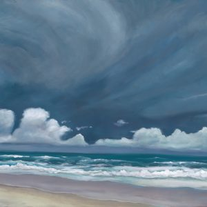 The Passing Storm artwork by Mary Spearts.